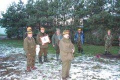 Polowanie zbiorowe na obw. 28 - 23.11.2008