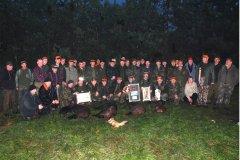 Polowanie zbiorowe - Przylesie, Holendry - 08.11.2008